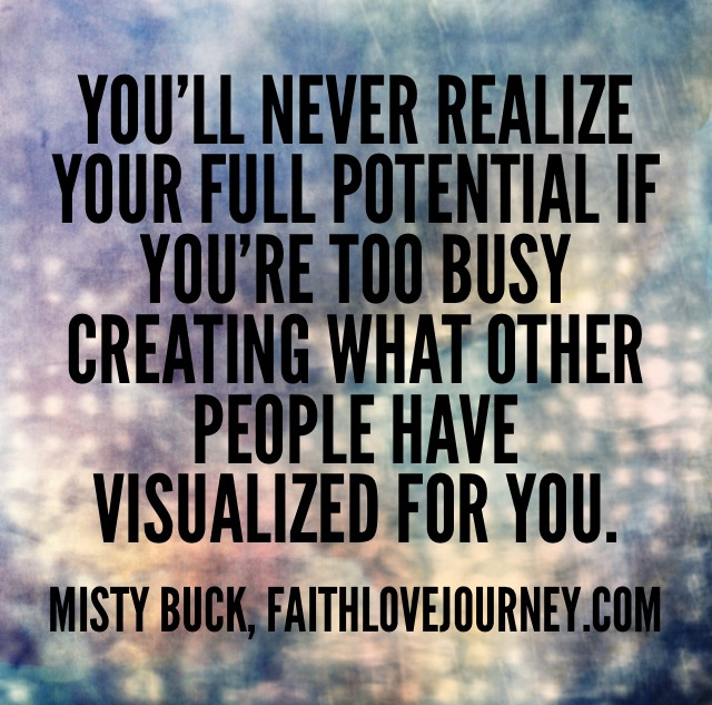 Your Full Potential